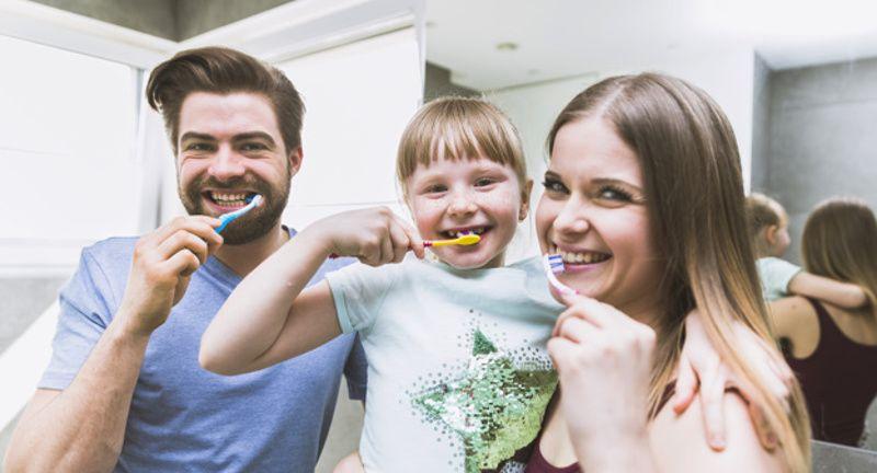 2. Aturan membangun kebiasaan sehat anak