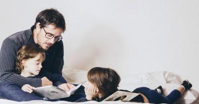 Penting Peran Papa dalam Mengasuh Anak, Ini Tipsnya