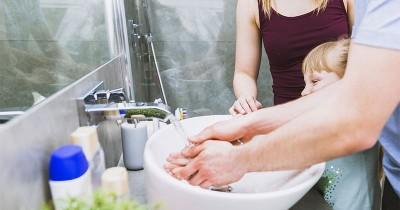 6 Langkah Cuci Tangan Cegah Penyebaran Virus Corona Anak