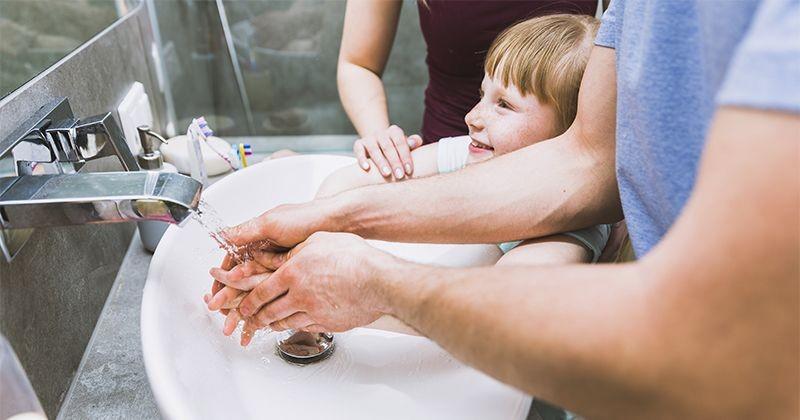 6 Langkah Cuci Tangan Yang Benar Menurut Who Popmama Com