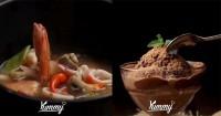 Resep Menu Buka Puasa Hari Ini Tom Yum Goong Es Kepal Milo