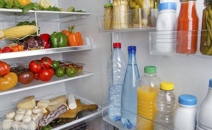 6. Terlalu sering membuka-tutup pintu kulkas