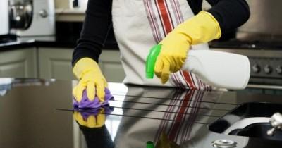 Bagian-bagian Paling Kotor di Dapur yang Harus Dibersihkan Setiap Hari