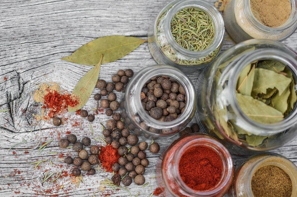 4. Kelompokkan bahan masakan sesuai jenisnya