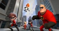 6. The Incredibles mengenai pujian unik anak mama
