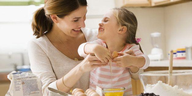 3. Mengapa anak perlu belajar masak