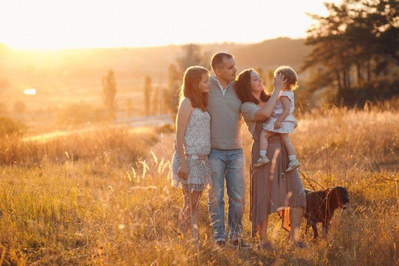 1. Jadwalkan hari khusus keluarga