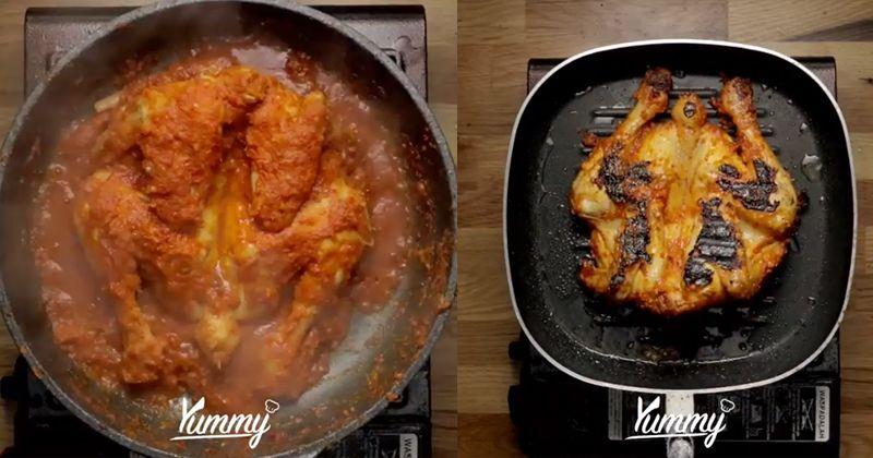 2. Resep Ayam Bakar Taliwang