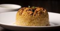 Menu Sahur Resep Nasi Tim Ayam Jamur