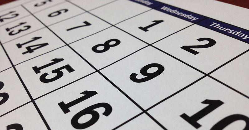 1. Tentukan tanggal tepat