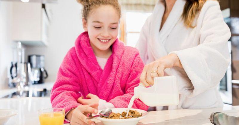 Alasan Penting Zat Besi Kalsium ABG Mama