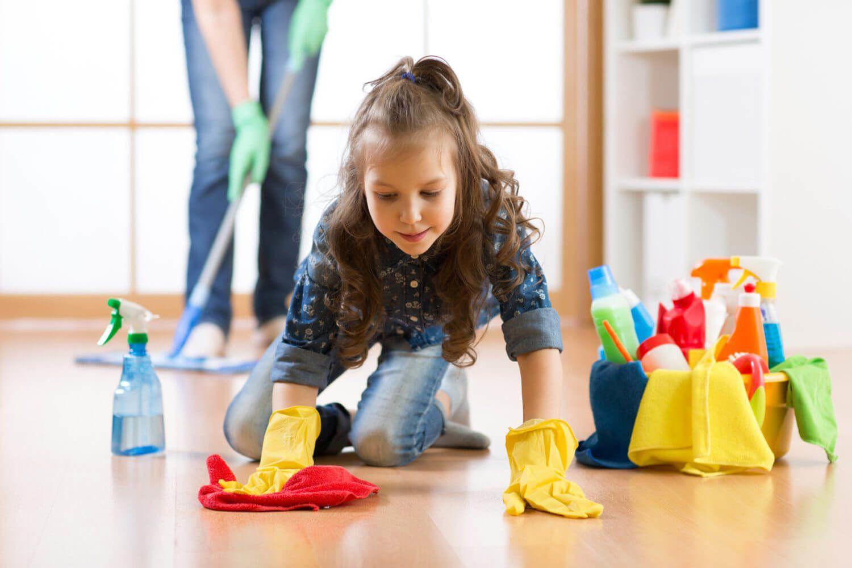 7 Manfaat Mengerjakan Pekerjaan Rumah Tangga bagi ABG Mama