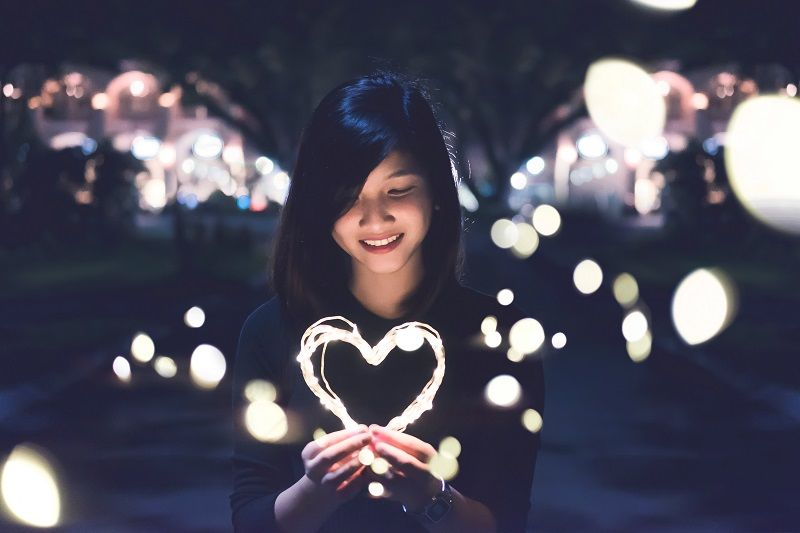 6. Ikhlas menerima orang dicinta