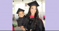 Momen kelulusan kunci keberhasilan sebagai Mama tunggal