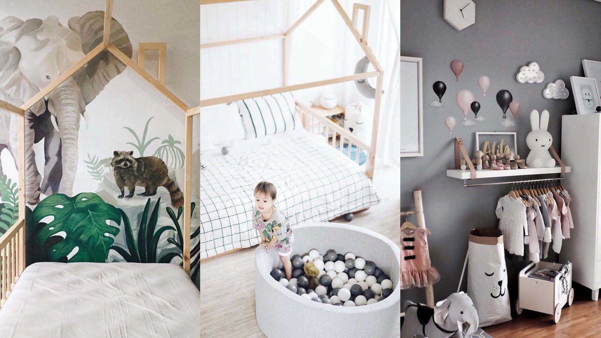 7 inspirasi desain kamar anak artis | popmama