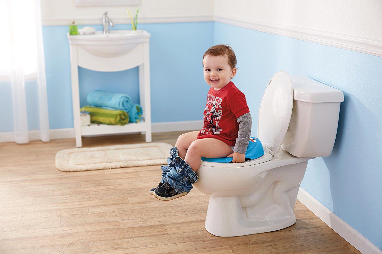 4. Tidak memaksa anak belajar toilet training