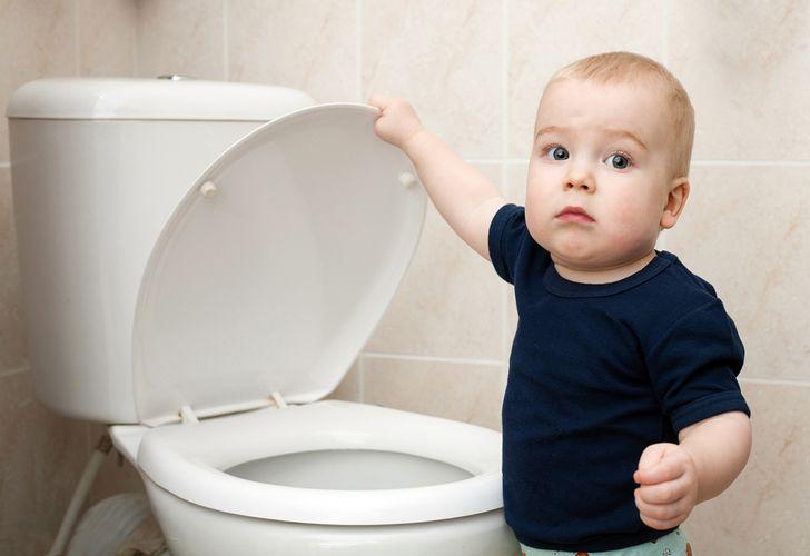 Mulai Belajar Toilet Training