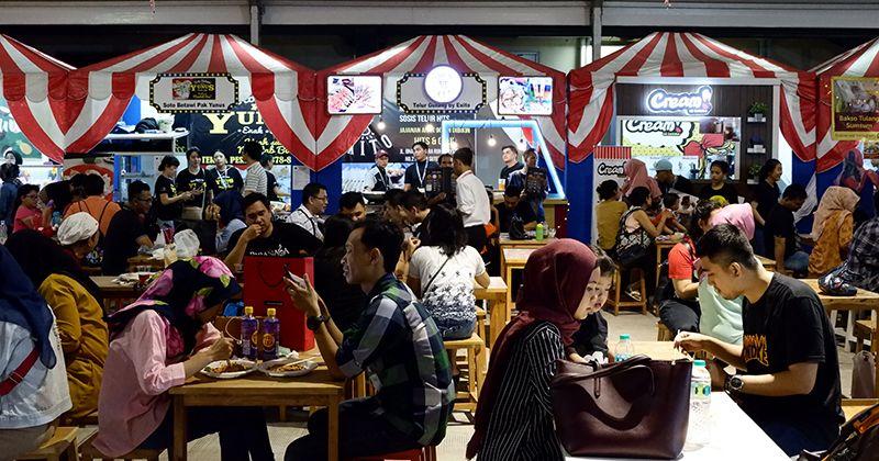 Wisata kuliner Jakarta Fair