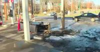 Menjadi Penyebab Kebakaran Pompa Bensin
