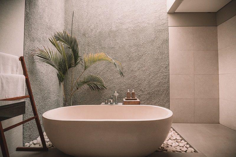 4. Mengurangi pemicu alergi kamar mandi