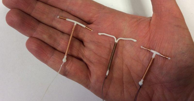 1. Bagaimana cara kerja IUD