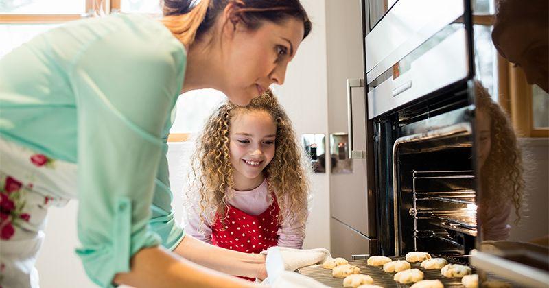 4. Tahapan memasak anak