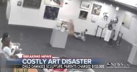 Gara-gara Menjatuhkan Patung, Keluarga Seorang Anak Dituntut Rp 1,9M