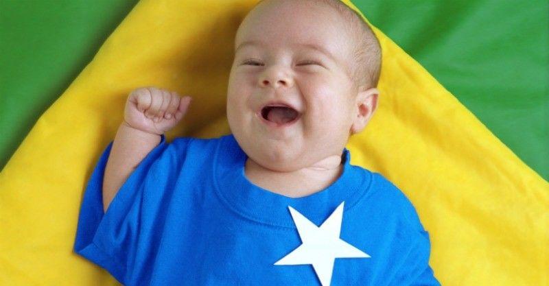 Pilihan Nama Bayi Terinspirasi Dari Pesepak Bola Piala Dunia 2018
