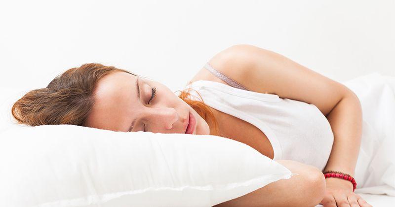 1. Kenyamanan tidur Mama berkurang