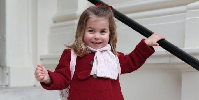 2. Putri Charlotte Elizabeth Diana