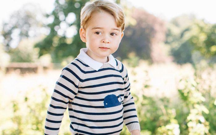 1. Pangeran George Alexander Louis