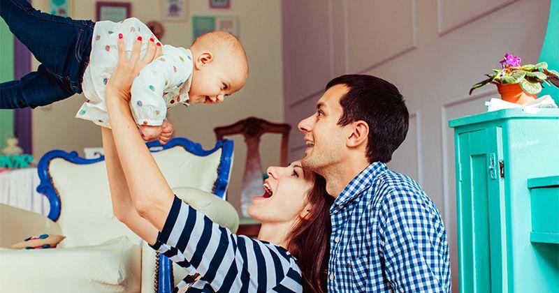 Saat Bermain, Hati-hati Shaken Baby Syndrome (SBS)