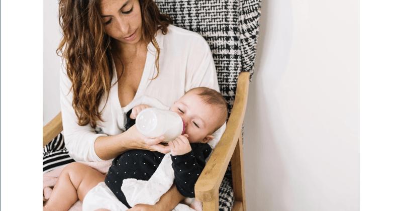6. Bolehkah Mencampur ASI Segar ASIP Dicairkan Langsung Diberikan Kepada Bayi