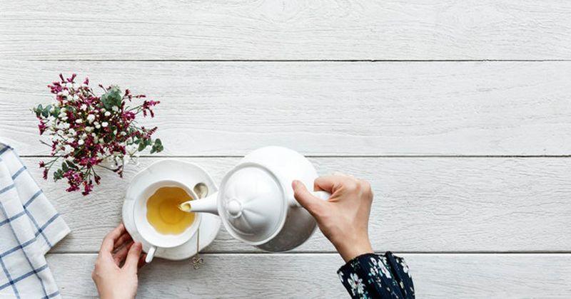 Menyusui Kafein dalam Teh Hijau