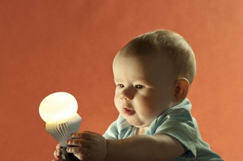 6. Lampu mati-nyala