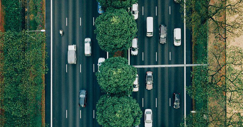 1. Pilih alternatif jalan