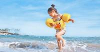 5 Rekomendasi Sunscreen Sunblock Anak