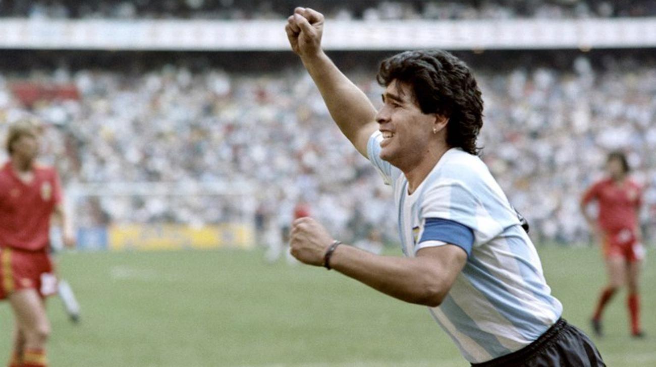 7. Maradona mengakui 3 anak lain Havana
