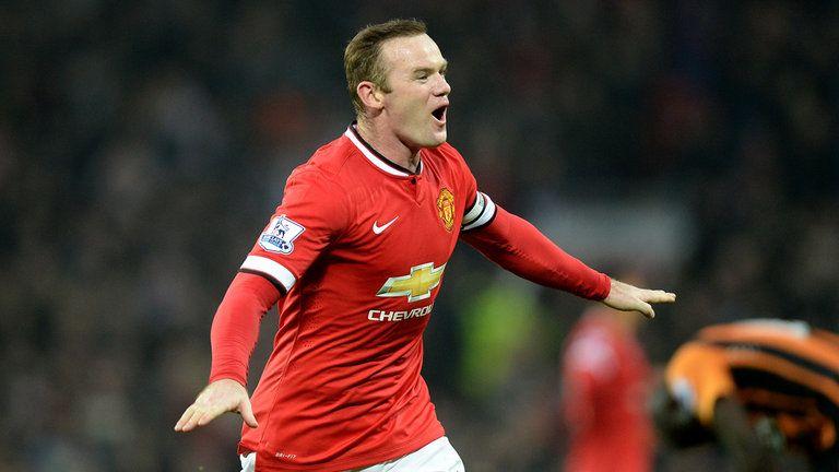 7. Wayne Rooney