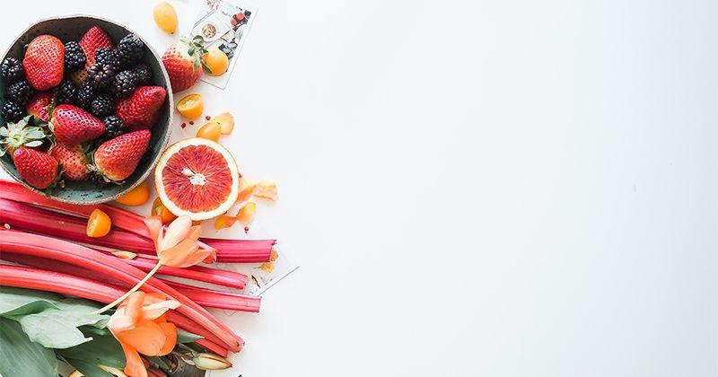 4. Lebih banyak makan sayuran daripada buah