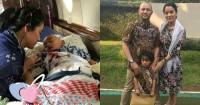 Sempat Dikira Flu, Ternyata Anak Marcella Zalianty Idap Kanker Otak