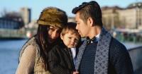 Potret Kasih Sayang Erick Iskandar Sebagai Sosok Ayah El Barack