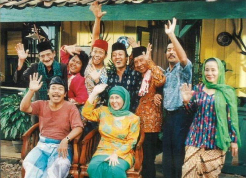 2. Perbedaan film Si Doel Anak Betawi Si Doel The Movie