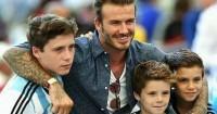 Begini Cara David Beckham Mengasuh Anak