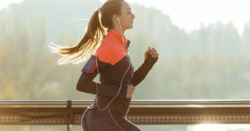 Efektif Efisien Ini 5 Tips Lari Jarak Jauh agar Tidak Mudah Lelah