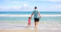 Berencana Liburan ke Pantai Ini Manfaat Sehat Anak