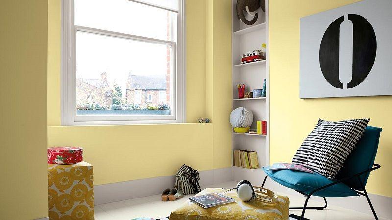 4. Perhatikan ventilasi ruangan