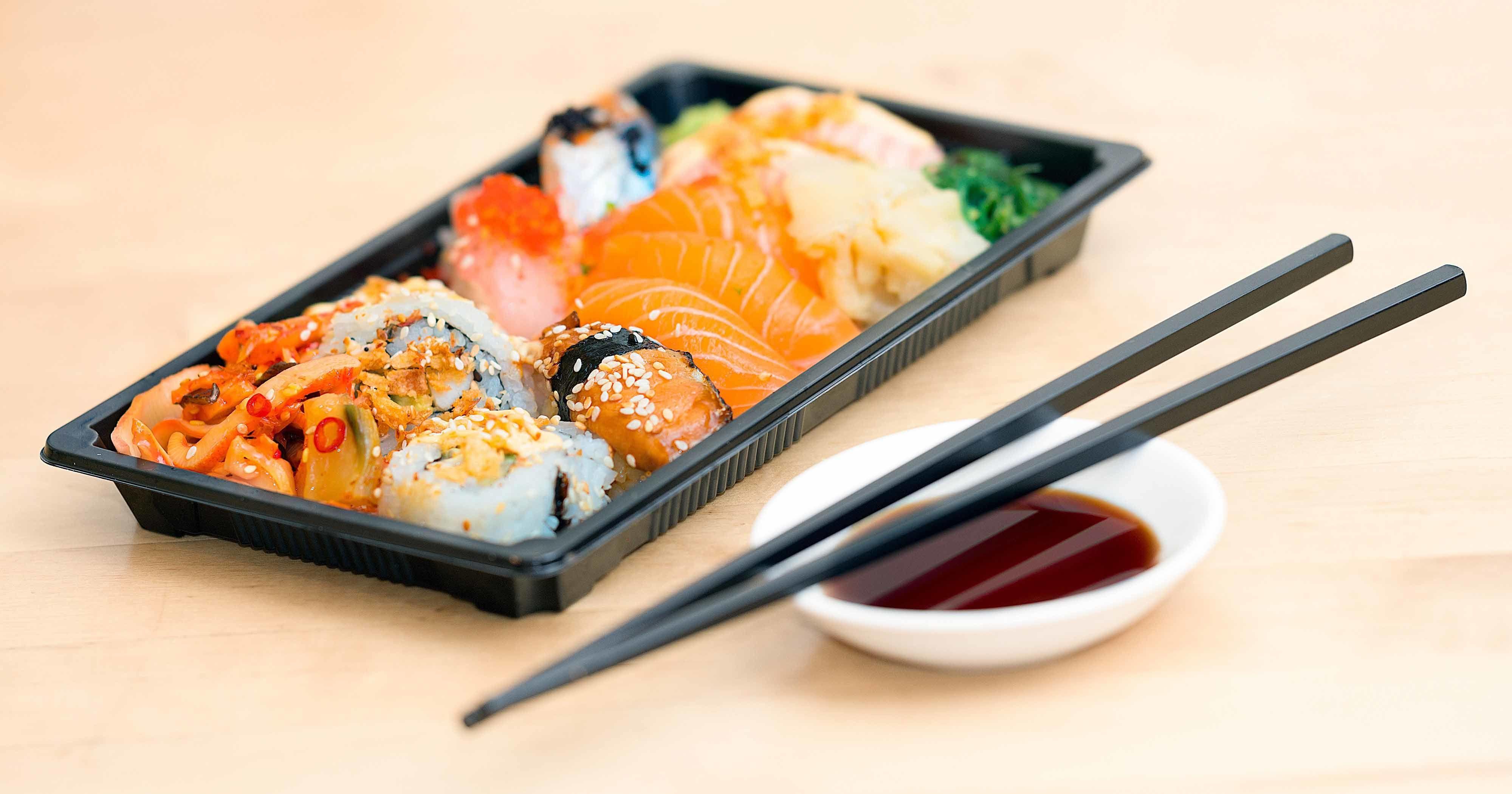 5. Tak boleh makan seafood