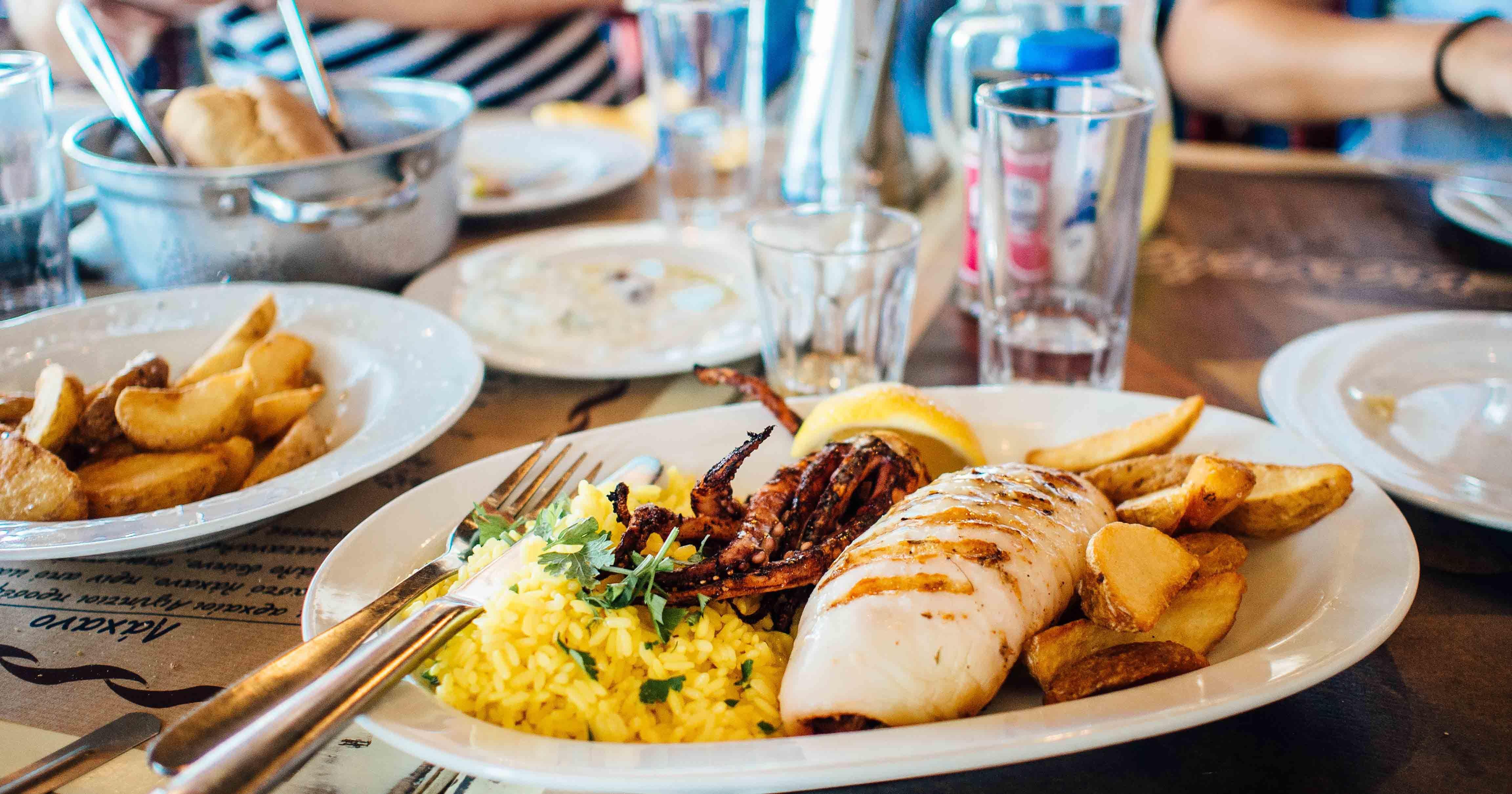3. Nyeri perut setelah makan
