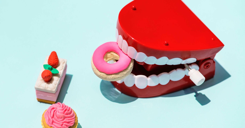 3. Tidak merawat gigi